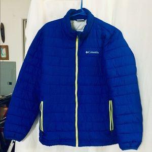 Columbia men's winter/fall jacket